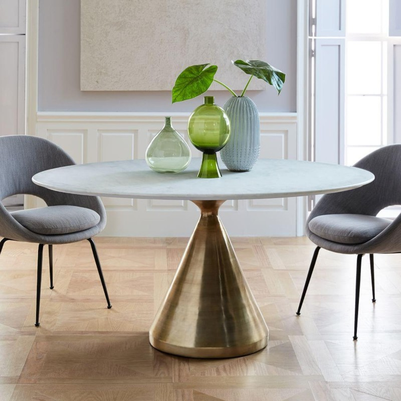 10 Small Dining Room Tables that Will Impress You_6