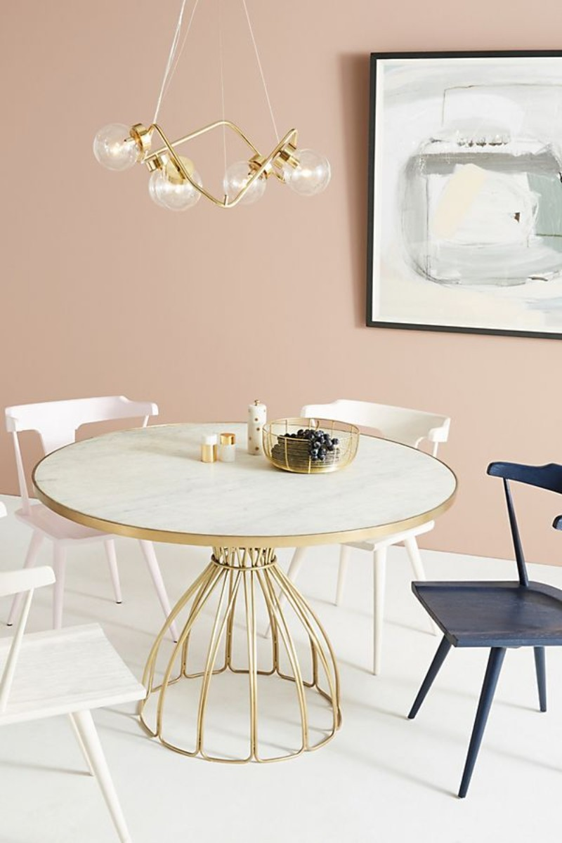 10 Small Dining Room Tables that Will Impress You_7