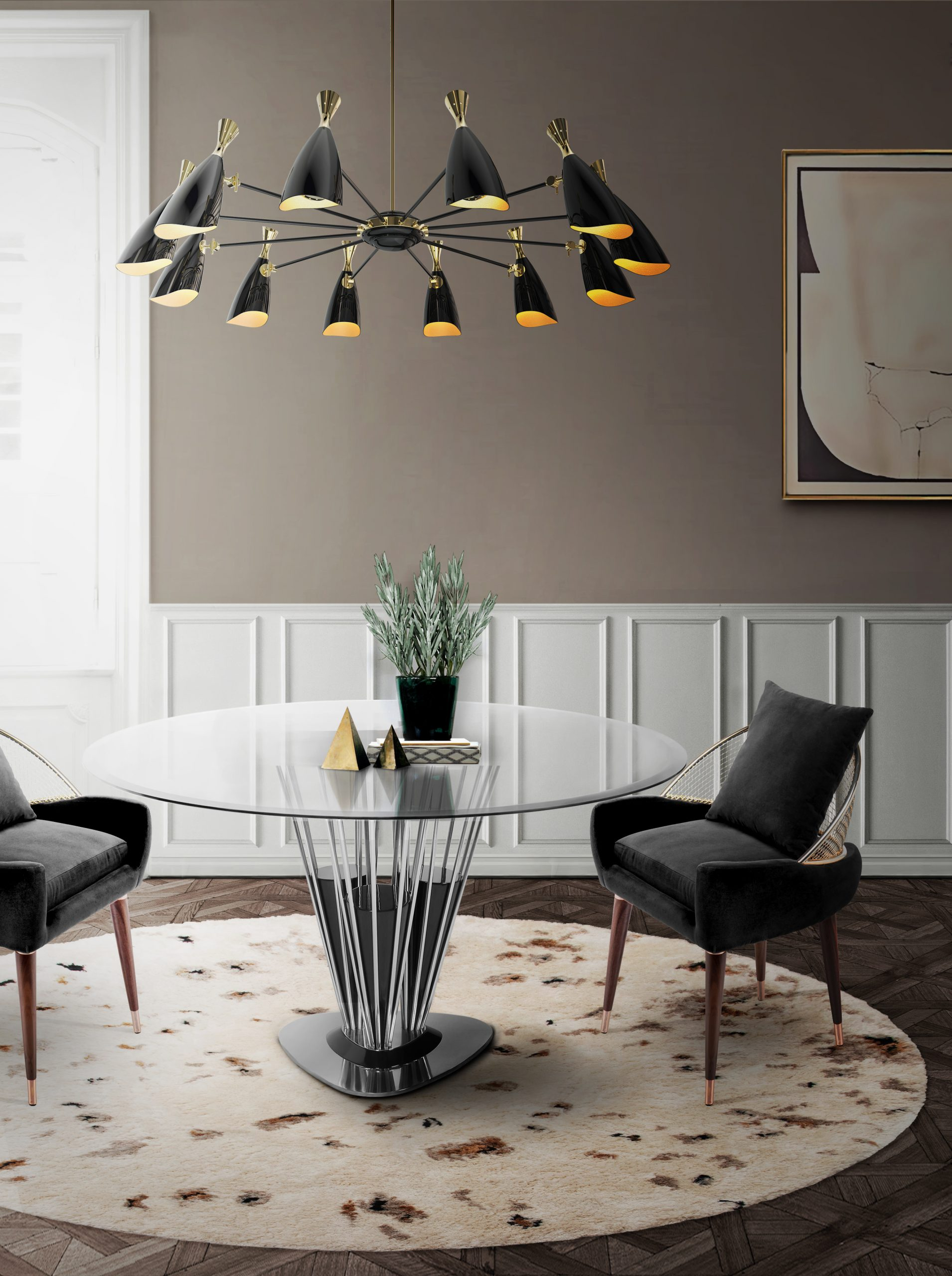 10 Small Dining Room Tables that Will Impress You_9
